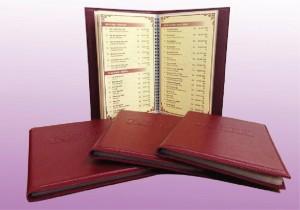 Làm menu chuyên nghiệp tại Hà Nội